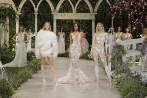 PRONOVIAS – SPRING 2019 COLLECTION